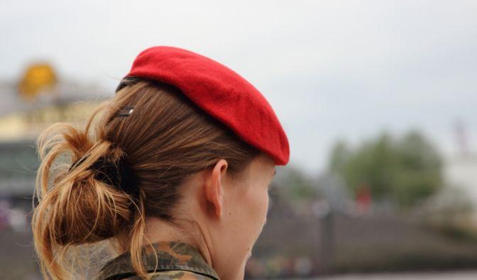 Die Soldatin erzählt vom Sex während des Bundeswehr-Einsatzes. (Symbolbild) (Foto)