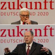 Die SPD will 2013 das Kanzleramt zurückerobern. Aber mit wem?