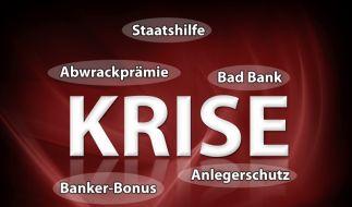 Die Sprache der Krise (Foto)