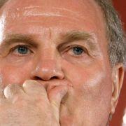 Die Staatsanwaltschaft ermittelt gegen Bayern Münchens Präsident Uli Hoeneß wegen des Verdachts der Steuerhinterziehung.