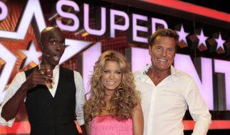 Die Supertalent-Jury (Foto)