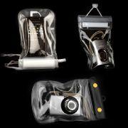 Die wasserdichten Taschen von coolstuff.de ermöglichen Unterwasserfotos und schützen Mobiltelefone und mp3-Player vor Schmutz und Wasser.