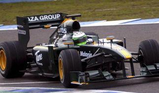 Die Teams der Formel 1: Lotus F1 Racing (Foto)