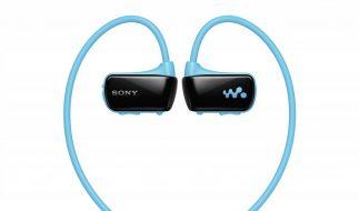 Die ganze Technik direkt am Ohr:Sonys neuer Walkman NWZ-W273 will nervigen Kabelsalat verhindern. (Foto)