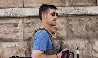 Die Terroristen forderten ein Lösegeld für James Foley. Doch die USA wollte den Journalisten durch gezielte Befreiungsaktionen retten. (Foto)