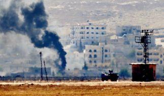 Die Terrormiliz IS ist vor allem in Syrien und im Irak aktiv. (Foto)