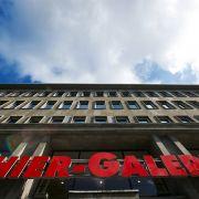 Die Thier-Galerie in Dortmund musste aufgrund einer Bombendrohung geräumt werden (Archivbild). (Foto)