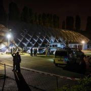 Berliner Polizei erschießt Flüchtling bei Messerattacke (Foto)