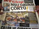 Die Türkei will auch Regierungsvertreter zum NSU-Prozess nach München senden. (Foto)