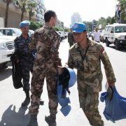 Die UN-Beobachtermission in Syrien endet am 20. Juli - ob und wie sie fortgesetzt wird, ist im UN-Sicherheitsrat umstritten.