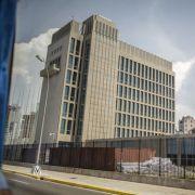 """""""Akustischer Anschlag""""? USA wollen Botschaft in Kuba schließen (Foto)"""