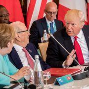 USA bekennen sich NICHT zum Klimaschutz-Abkommen (Foto)
