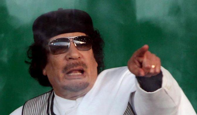 Die USA finden: «Gaddafis Tage sind gezählt» (Foto)
