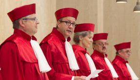 Die Verfassungsrichter werden von Politikern in die Mangel genommen. (Foto)