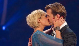 Die Volksmusikwelt jubelt: Welch ein schönes Paar! Florian Silbereisen und Helene Fischer sind seit 2008 liiert. (Foto)