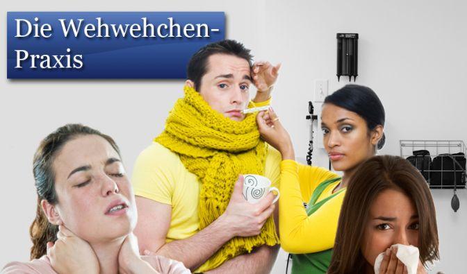 Die Wehwehchen-Praxis (Foto)