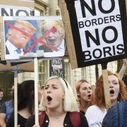 Die Wut der Jugend ist groß: Sie haben nicht für den Brexit gestimmt. (Foto)