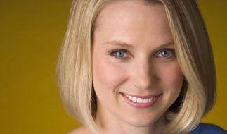 Die neue Yahoo-Chefin Marissa Mayer soll die Marktposition des Konzerns mit Innovationen stärken. (Foto)