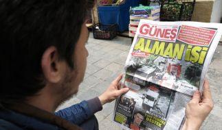 """Die Zeitung """"Günes"""" gilt als regierungsnah. (Foto)"""