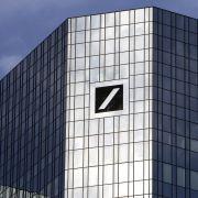 Die Zentrale der Deutschen Bank AG in Frankfurt am Main bleibt vom Stellenabbau weitgehend verschont.