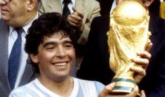 Diego Armando Maradona (Foto)