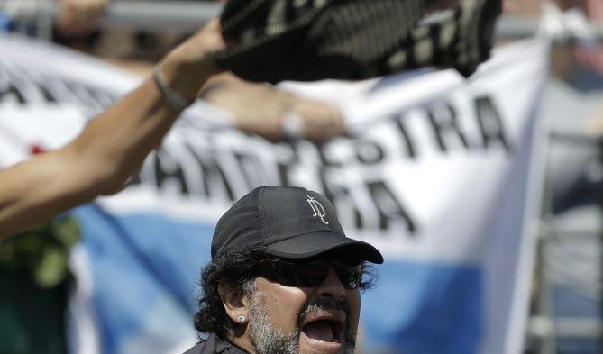 Diego Maradona (Foto)