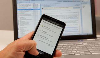 Dienste und Programme: Daten synchronisieren (Foto)
