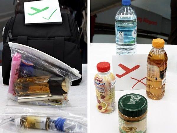 handgep ck im flugzeug was darf an bord was ist verboten. Black Bedroom Furniture Sets. Home Design Ideas