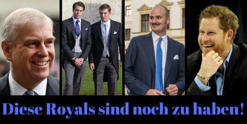 Royale Junggesellen