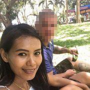 Deutscher bestreitet Tötung seiner thailändischen Freundin (Foto)