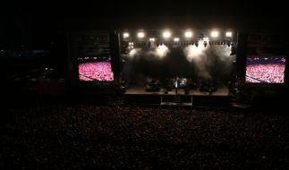 Dieses Highfield-Festival war das letzte in Hohenfelden. (Foto)