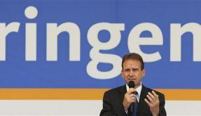 Dieter Althaus (CDU) möchte wieder Thüringens Ministerpräsident werden. (Foto)