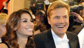 Dieter Bohlen mit seiner aktuellen Frau Carina Walz. (Foto)