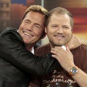 Auch sie begingen peinliche Werbesünden: Pop-Titan Dieter Bohlen und Comedian Mario Barth.