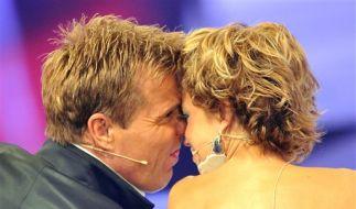 Dieter Bohlen und Sylvie van der Vaart (Foto)