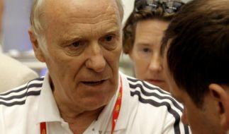 Digel fordert mehr Vorbeugung im Antidopingkampf (Foto)
