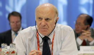 Digel wieder Kandidat für IAAF-Exekutive (Foto)