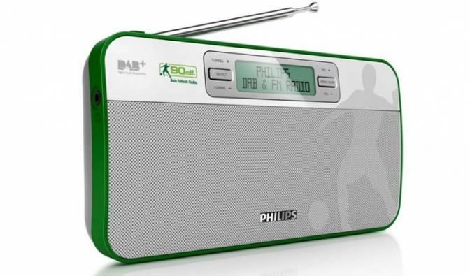 Digitalradio (Foto)