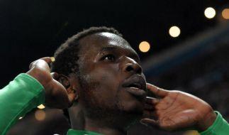 Diouf lässt Hannover hoffen: 1:2 bei Atlético Madrid (Foto)