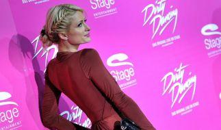 «Dirty Dancing» mit Paris Hilton in Oberhausen (Foto)