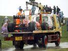 «Disastro!»: Italien beklagt Ferraris Absturz (Foto)