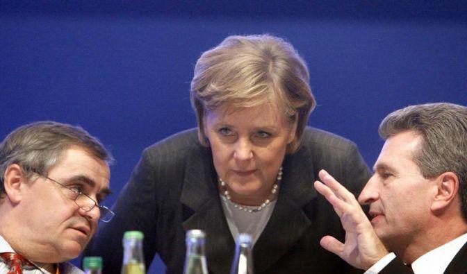 Diskussion um Steuerpolitik (Foto)