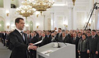 Dmitry Medvedev (Foto)