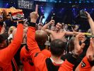 Doch am Ende ließ sich Wladimir für seinen überdeutlichen Punktsieg im Ring feiern. (Foto)