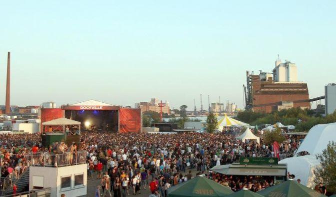Dockville-Festival geht in die fünfte Runde (Foto)