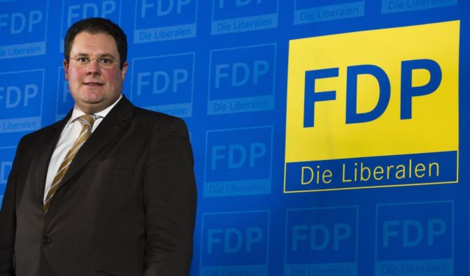 Döring wird neuer FDP-Generalsekretaer (Foto)