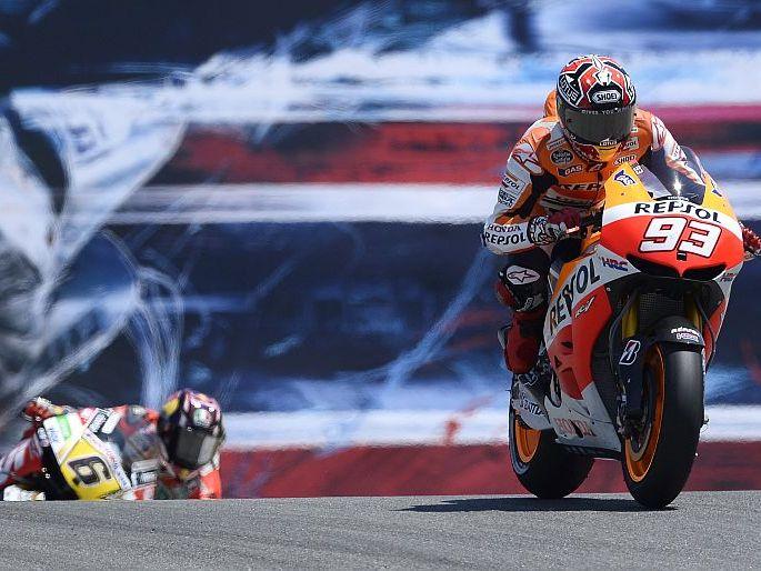 MotoGP im Live-Stream - Bradl nur Startplatz 9: Motorrad-WM 2014: Grand Prix von Argentinien ...