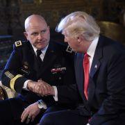 General McMaster wird nationaler Sicherheitsberater (Foto)
