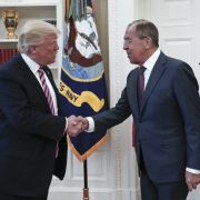 Trump gesteht Weitergabe von Geheim-Informationen an Russland (Foto)