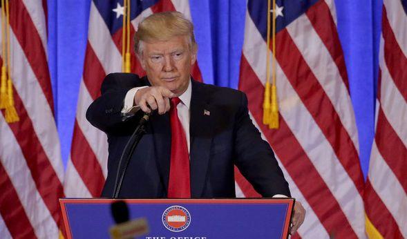 Donald Trump kritisiert Sanktionen gegen Russland. (Foto)